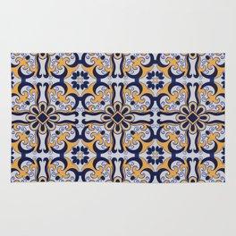 Portuguese tile Rug