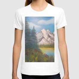 Autumn, Canadian Rockies T-shirt