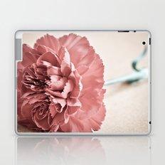 Vintage Carnation Laptop & iPad Skin