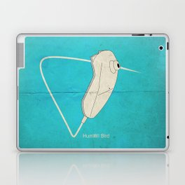 The HumWii Bird Laptop & iPad Skin