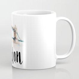 London watercolor Coffee Mug