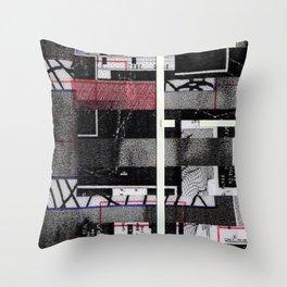 PD3: GCSD95 Throw Pillow