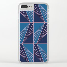 Intersection_001 Clear iPhone Case