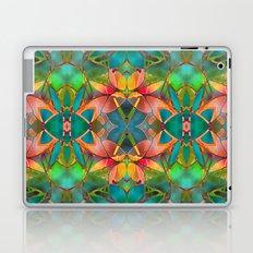 Floral Fractal Art G23 Laptop & iPad Skin