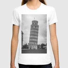 Leaning Tower Pisa T-shirt
