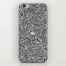 Inner Workings iPhone Skin