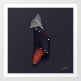 SUSHI DELUXE Art Print