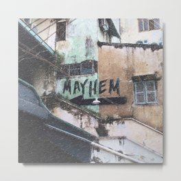 Mayhem - Ho Chi Minh City Metal Print