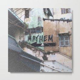 Mayhem - Ho Chi Minh City Metal Print