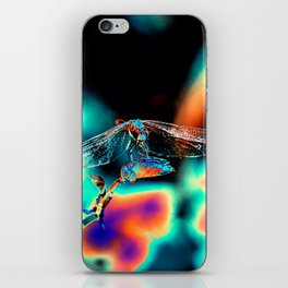 Abstract wild life iPhone Skin