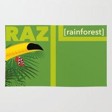 Brazil [rainforest] Rug