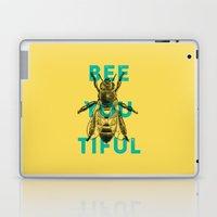 Bee-you-tiful Laptop & iPad Skin