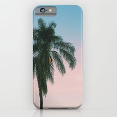 Pastel Palm Slim Case iPhone 6s