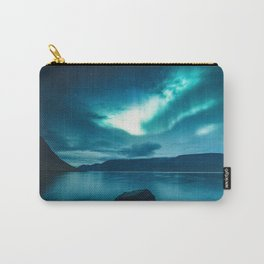 Aurora Borealis (Northern Polar Lights) Carry-All Pouch