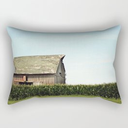On the Outskirts  Rectangular Pillow