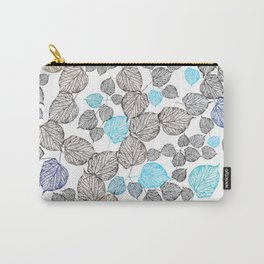 Leaf mosaic(32) Carry-All Pouch