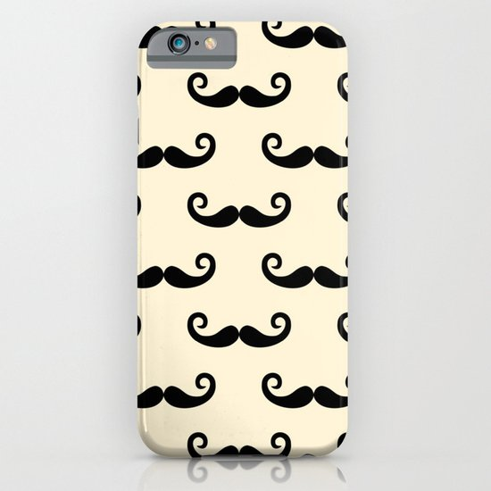Mustaches for Z iPhone & iPod Case