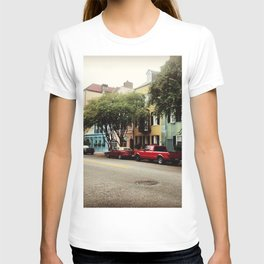 Rainbow Row T-shirt