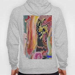 Abstracted Paintings Hoody