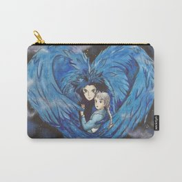 Howl's Heart Carry-All Pouch
