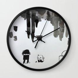 missed blocks Wall Clock