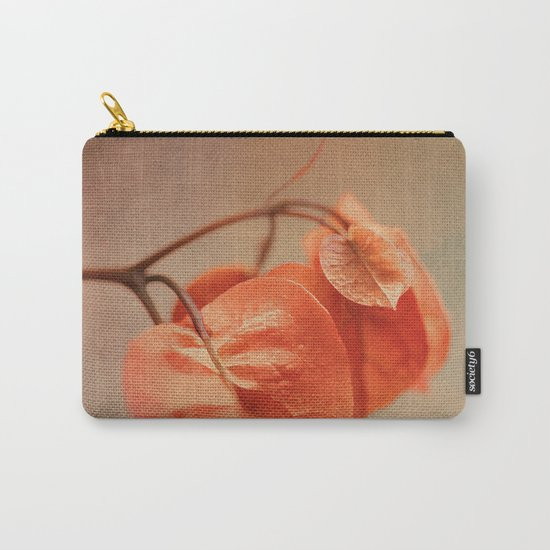 Sunny Bougainville(6) Carry-All Pouch