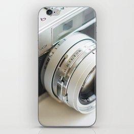 Camera 6 iPhone Skin