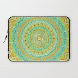 Citrus Burst - Mandala Art Laptop Sleeve