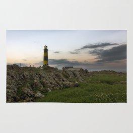 St. Johns Lighthouse Rug