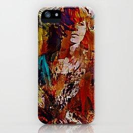 Myrrh iPhone Case