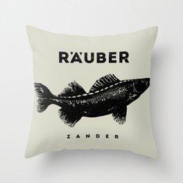 Zander Throw Pillow