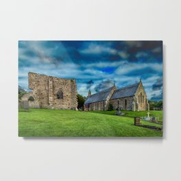 St Thomas Church Metal Print