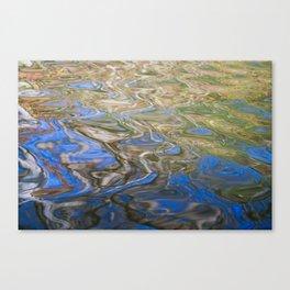Berkeley Blues Canvas Print
