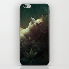 The Exquisite Corpse iPhone & iPod Skin
