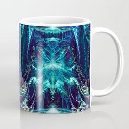 Platea - Fractal Manipulation - Visionary Art - Manafold Art Coffee Mug