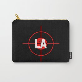 I H8 LA Carry-All Pouch