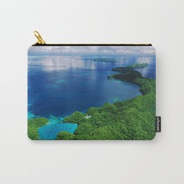 WOW!!! PALAU!! Tropical Island Hideaway Carry-All Pouch