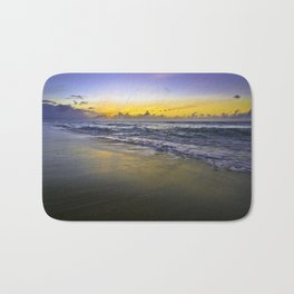 Sunset Smooth Bath Mat