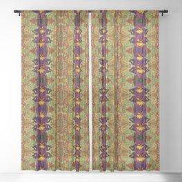 Trippy Jack Sheer Curtain