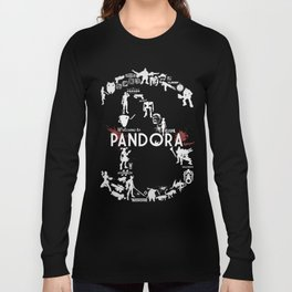 Welcome to Pandora Long Sleeve T-shirt