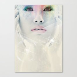 Pure. Canvas Print