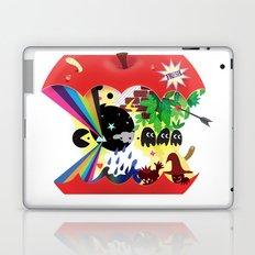 the world inside the apple  Laptop & iPad Skin