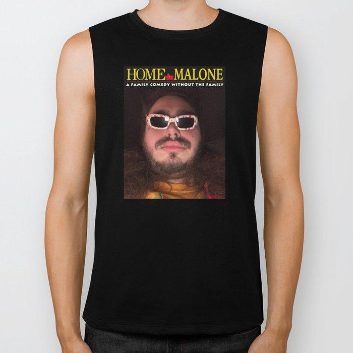 Home Malone - Malone Parody Biker Tank