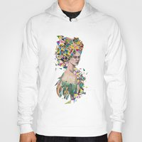 serenity Hoodies featuring Serenity by Ronald Restituyo
