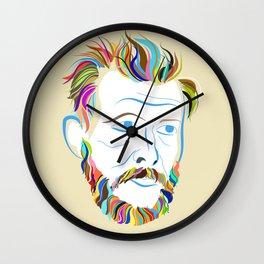 Bon Iver Wall Clock