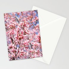 Cherry Blossom Blooms for Spring Stationery Cards
