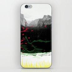 2063 – Vacancy iPhone & iPod Skin