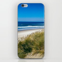 Ship of sand iPhone Skin