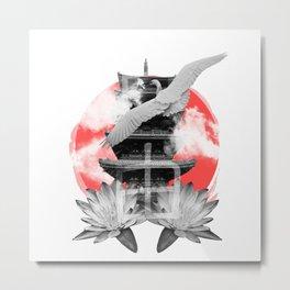 Japanese vibes Metal Print