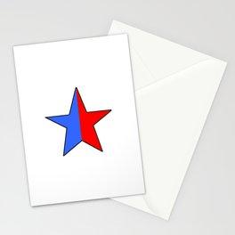 Flag of Paris 1 Stationery Cards